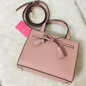 NWT Kate Spade Hayes Mini Satchel Crossbody Bag